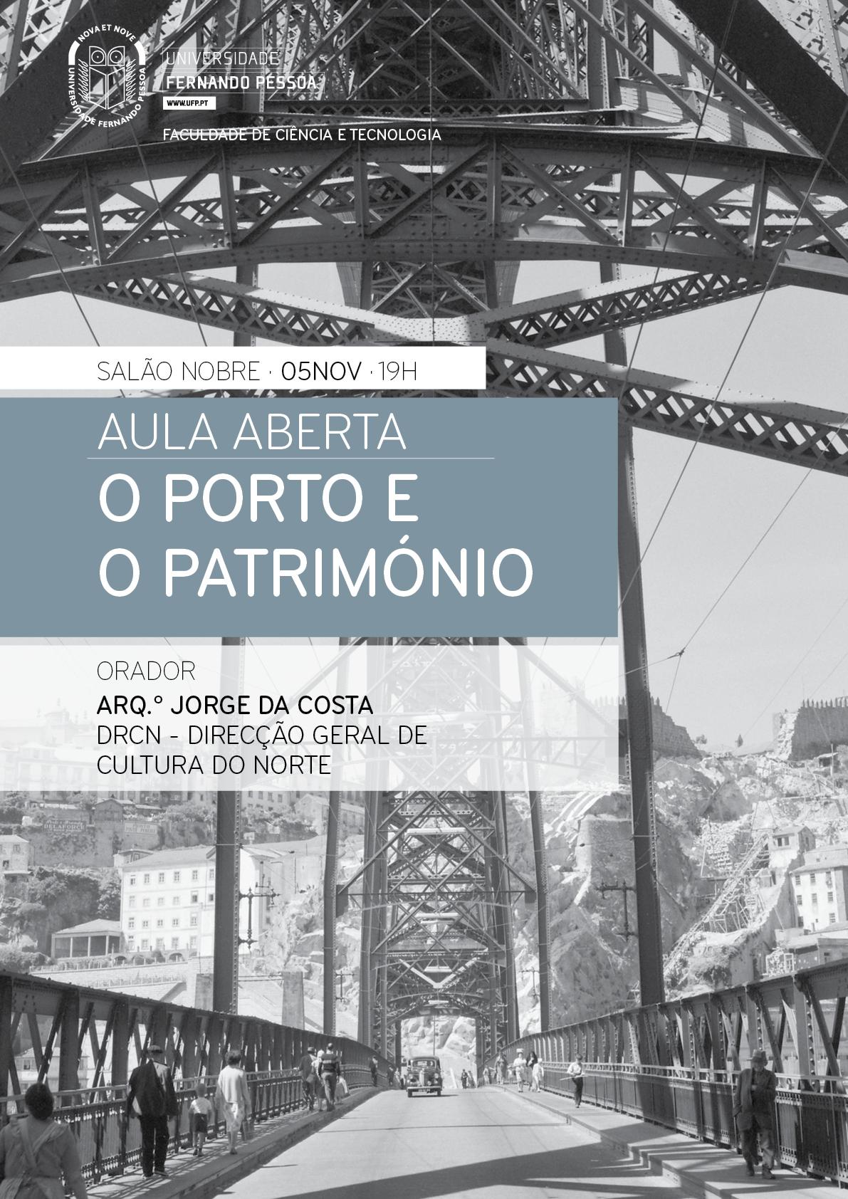 Aula Aberta_Porto